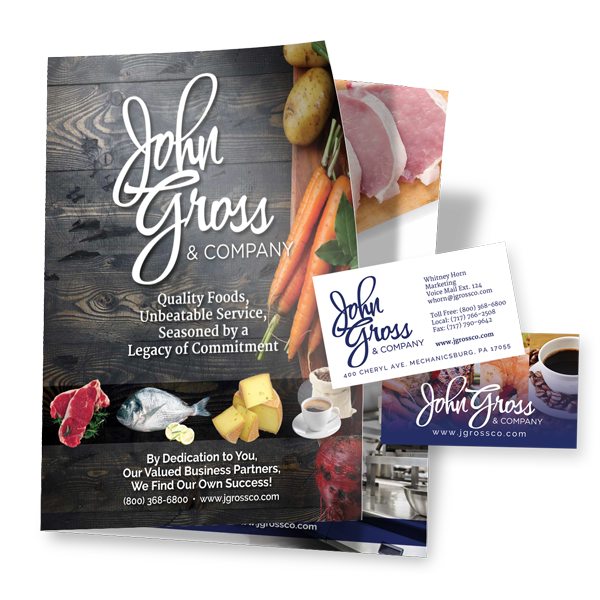John Gross & Company Brochure