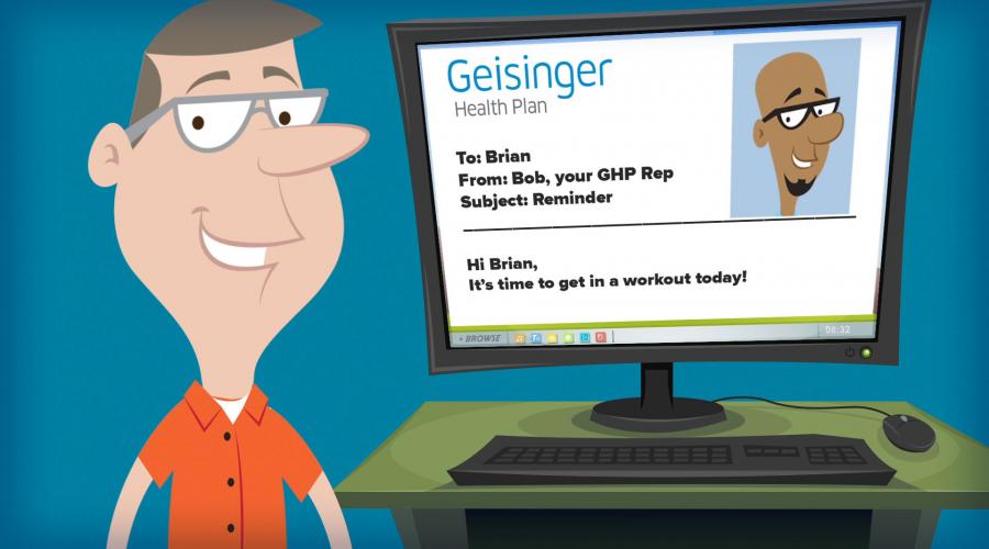 Geisinger Health Plan | Journey Map